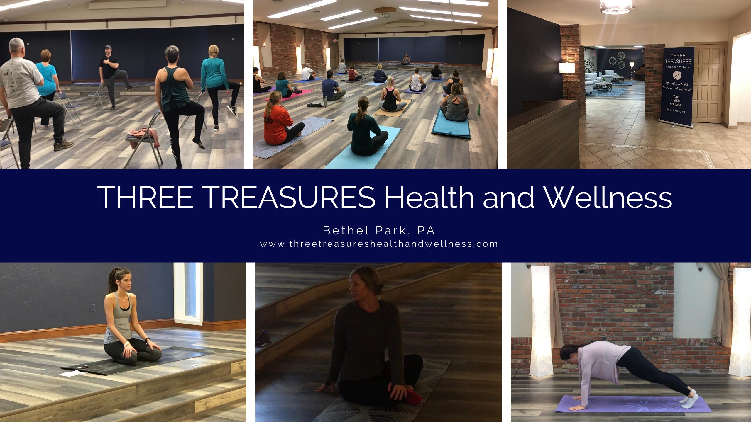 Three Treasures Holistic Wellness Center